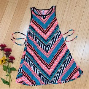 JUSTICE soft knit dress, girls 12.